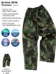 British DPM Breathable Waterproof Trouser (Sizes S - 3XL)